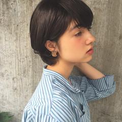大人女子 小顔 デート 上品 ヘアスタイルや髪型の写真・画像