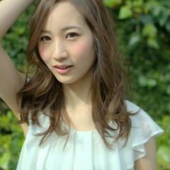 大人女子 ヘアアレンジ 色気 フェミニン ヘアスタイルや髪型の写真・画像