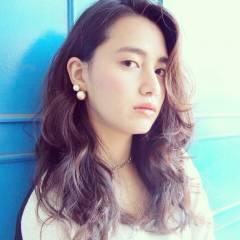 パンク ストリート 外国人風 ロング ヘアスタイルや髪型の写真・画像