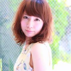 モテ髪 コンサバ ゆるふわ 外国人風 ヘアスタイルや髪型の写真・画像