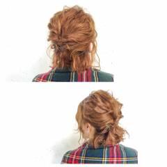 ウェーブ ウェットヘア ストリート アップスタイル ヘアスタイルや髪型の写真・画像