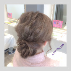 ショート 外国人風 ミディアム ハイライト ヘアスタイルや髪型の写真・画像