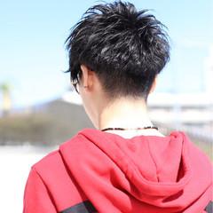 刈り上げ モテ髪 ショート メンズ ヘアスタイルや髪型の写真・画像