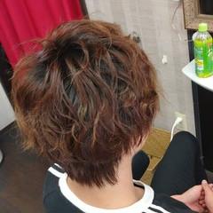 ナチュラル メンズパーマ メンズヘア メンズ ヘアスタイルや髪型の写真・画像