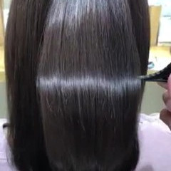 トリートメント ダメージレス ミディアム 最新トリートメント ヘアスタイルや髪型の写真・画像