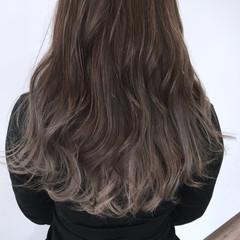 外国人風カラー ストリート ロング 謝恩会 ヘアスタイルや髪型の写真・画像