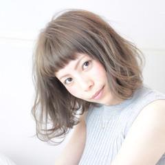 渋谷系 ボブ ガーリー 大人かわいい ヘアスタイルや髪型の写真・画像
