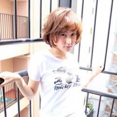 外国人風 大人かわいい ナチュラル ゆるふわ ヘアスタイルや髪型の写真・画像
