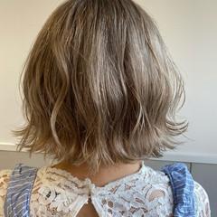 コテ巻き ミニボブ ガーリー ボブ ヘアスタイルや髪型の写真・画像
