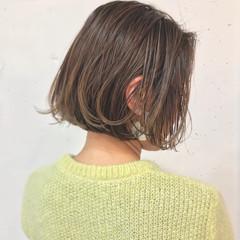アッシュベージュ ベージュ ブラウンベージュ ヌーディベージュ ヘアスタイルや髪型の写真・画像