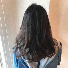 外国人風 パーマ ガーリー デート ヘアスタイルや髪型の写真・画像
