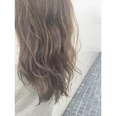 暗髪 コンサバ ブラウン 外国人風 ヘアスタイルや髪型の写真・画像