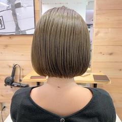 大人かわいい ミニボブ ショートボブ フェミニン ヘアスタイルや髪型の写真・画像