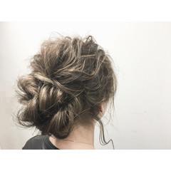 ブラウン グラデーションカラー ハイライト ストリート ヘアスタイルや髪型の写真・画像