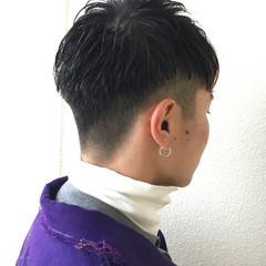 ショート 坊主 外国人風 刈り上げ ヘアスタイルや髪型の写真・画像