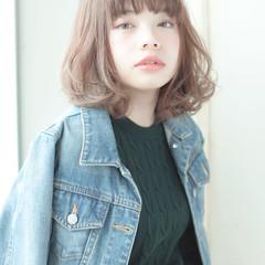 外国人風 レイヤーカット 簡単 パーマ ヘアスタイルや髪型の写真・画像