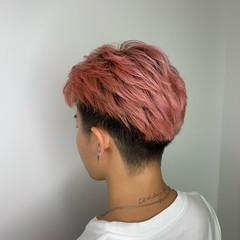 メンズカット ハイトーン メンズヘア 刈り上げ ヘアスタイルや髪型の写真・画像