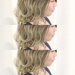 ハロウィン ガーリー 冬 簡単ヘアアレンジ ヘアスタイルや髪型の写真・画像