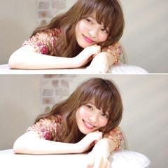 ピュア 外国人風 大人かわいい パーマ ヘアスタイルや髪型の写真・画像