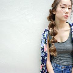 簡単ヘアアレンジ ショート フェミニン 外国人風 ヘアスタイルや髪型の写真・画像