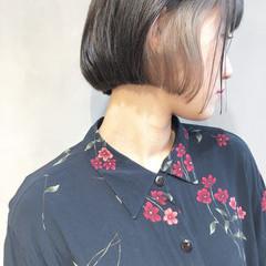 小顔 こなれ感 外国人風 ナチュラル ヘアスタイルや髪型の写真・画像