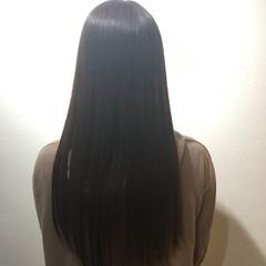 髪質改善トリートメント エレガント 髪質改善 ロング ヘアスタイルや髪型の写真・画像