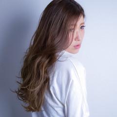 ハイライト ストリート 外国人風 グラデーションカラー ヘアスタイルや髪型の写真・画像