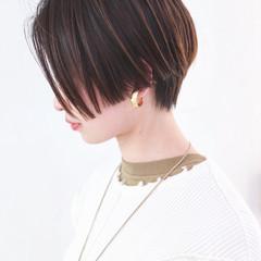 ウェットヘア ストリート デート ストレート ヘアスタイルや髪型の写真・画像