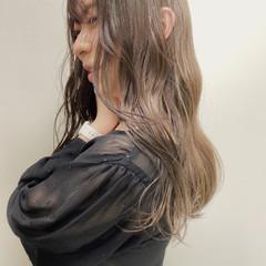 極細ハイライト コントラストハイライト 大人ハイライト ハイトーン ヘアスタイルや髪型の写真・画像