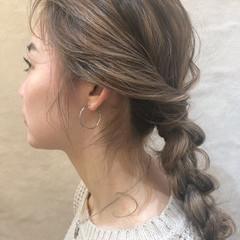 ヘアアレンジ オフィス デート 結婚式 ヘアスタイルや髪型の写真・画像