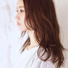 愛され 大人かわいい ゆるふわ フェミニン ヘアスタイルや髪型の写真・画像