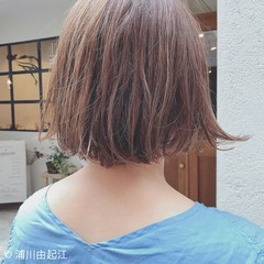 デート ゆるふわ ナチュラル ハイライト ヘアスタイルや髪型の写真・画像