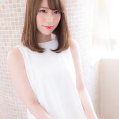 外国人風 グラデーションカラー フェミニン 大人かわいい ヘアスタイルや髪型の写真・画像