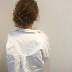 ヘアセット アップ ヘアアレンジ アップスタイル ヘアスタイルや髪型の写真・画像