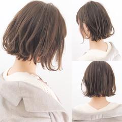 パーマ ヘアアレンジ ナチュラル アンニュイほつれヘア ヘアスタイルや髪型の写真・画像