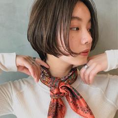 オフィス デート フェミニン エフォートレス ヘアスタイルや髪型の写真・画像