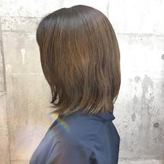 透明感 ナチュラル 外国人風カラー ボブ ヘアスタイルや髪型の写真・画像