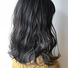 大人かわいい ハイライト ゆるふわ 女子力 ヘアスタイルや髪型の写真・画像