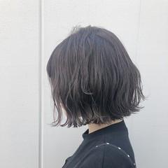 モード ショートヘア ショートボブ ボブ ヘアスタイルや髪型の写真・画像