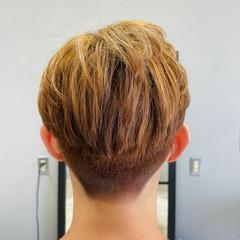 透明感カラー ヘアカラー ハイトーンカラー ストリート ヘアスタイルや髪型の写真・画像
