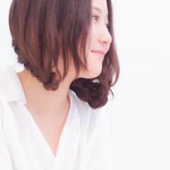 ヘアアレンジ 三つ編み フェミニン 大人かわいい ヘアスタイルや髪型の写真・画像