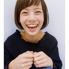 大人女子 秋 フェミニン イルミナカラー ヘアスタイルや髪型の写真・画像