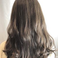 ナチュラル ヘアアレンジ ロング デート ヘアスタイルや髪型の写真・画像