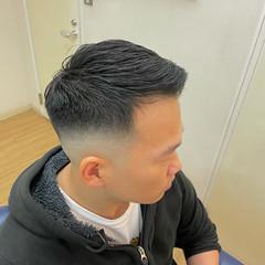 メンズ ストリート スキンフェード メンズスタイル ヘアスタイルや髪型の写真・画像