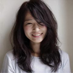 かわいい 色気 アンニュイ ミディアム ヘアスタイルや髪型の写真・画像