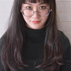 ロング デート 縮毛矯正 髪質改善 ヘアスタイルや髪型の写真・画像