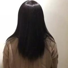 ナチュラル ロング 艶髪 ヘアスタイルや髪型の写真・画像