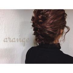 ミディアム 夏 ヘアアレンジ ショート ヘアスタイルや髪型の写真・画像