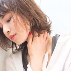 エフォートレス フェミニン デート 女子力 ヘアスタイルや髪型の写真・画像