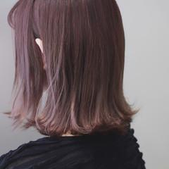 ナチュラル グレージュ 外国人風カラー グラデーションカラー ヘアスタイルや髪型の写真・画像